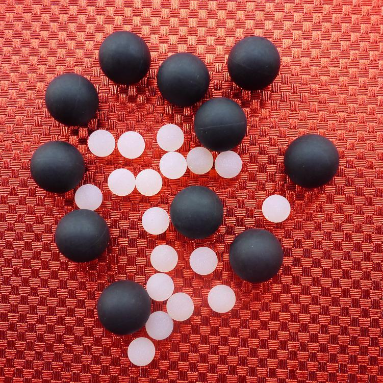 Rubber Ball Viton Rubber Balls Silicone Rubber Balls